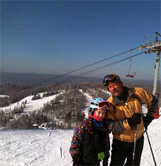 Ski & Snowboard-Lutsen Mountains
