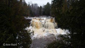 Spring at Gooseberry Falls