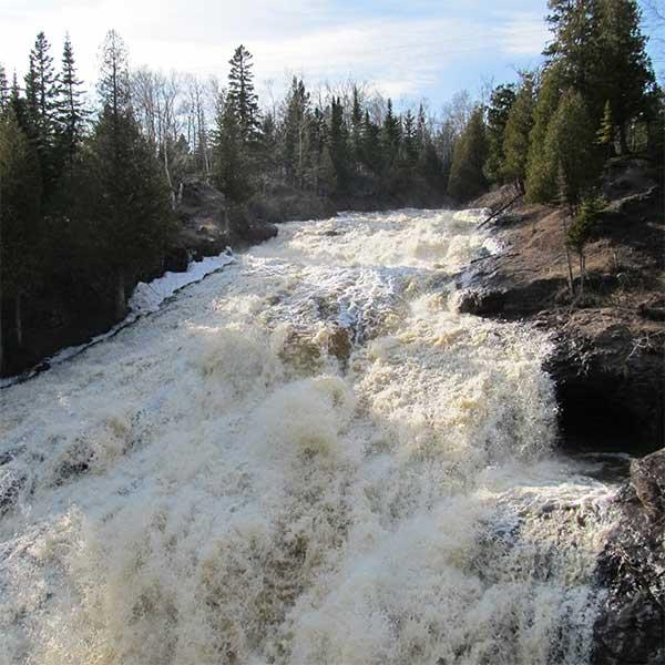 Falls at Cross River