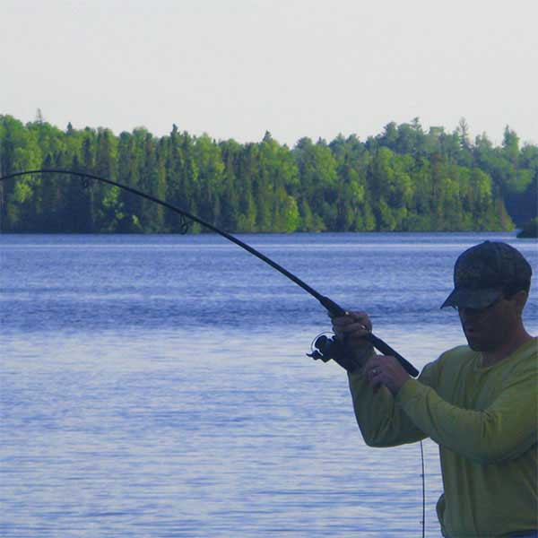 fishing the north shore lake superior