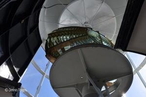 Fresnel lens, Split Rock Lighthouse
