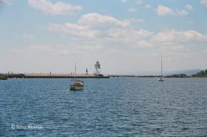 Grand Marais Harbor & Light