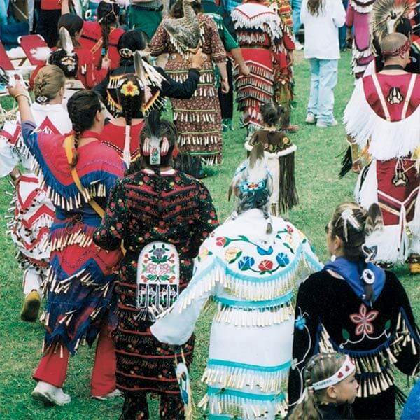 Pow Wow and Rendezvous Days