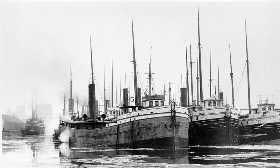 The Wreck of the Ely (& Hesper)