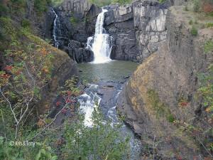 High[est] Falls, Pigeon River, Grand Portage