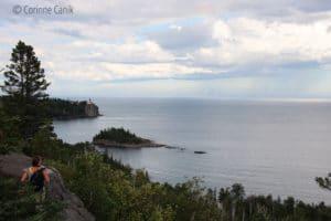 Bird's Eye View, Split Rock Lighthouse