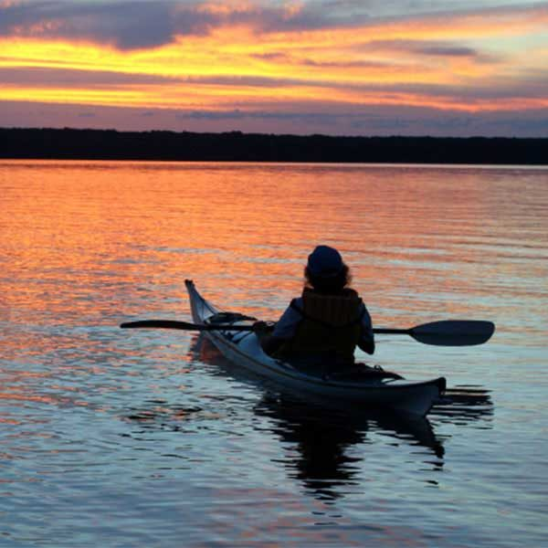 kayak rentals lake superior