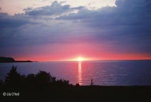 Daybreak, Lake Superior