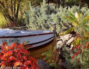 Leif Erikson boat, Duluth