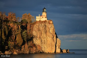 Light on the Lighthouse, Split Rock