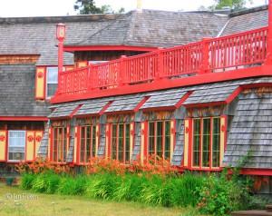 Naniboujou Lodge