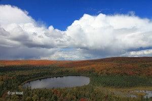 Oberg Lake, Lutsen