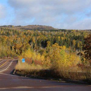fall colors north shore lake superior
