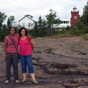 two harbors lighthouse bb