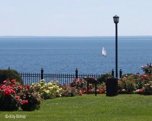 Rose Garden sailboat, Duluth