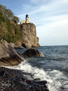 The Big Light, Split Rock