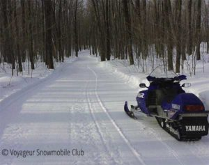 two harbors snowmobile trails