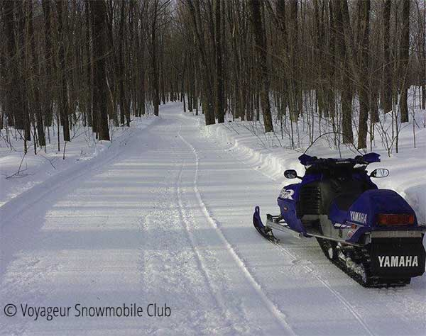 Two Harbors Snowmobile Trail System