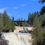 gooseberry waterfalls