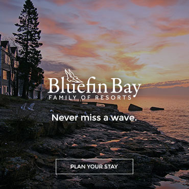 Stay at Bluefin Bay