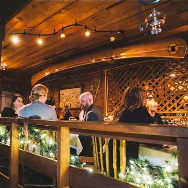 Bearskin Lodge Dining Room