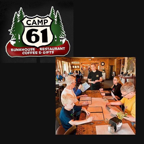 Camp 61 Restaurant
