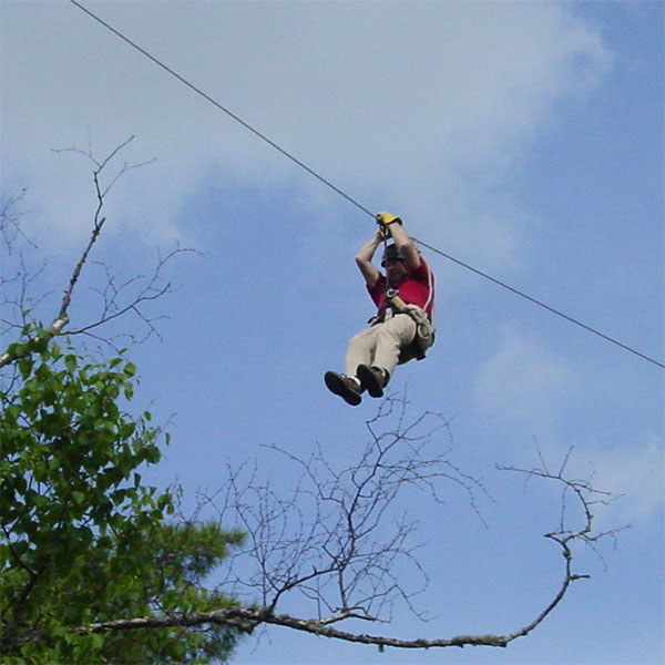 Towering Pines Canopy Tour