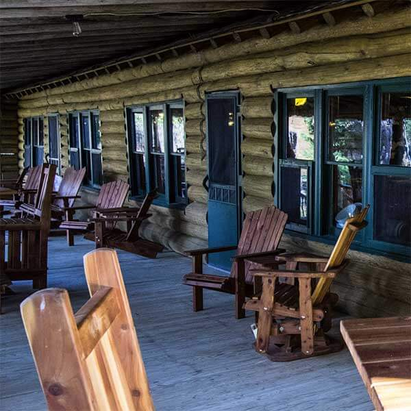 Clearwater Historic Lodge