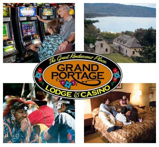 Gift Shop at Grand Portage Lodge & Casino