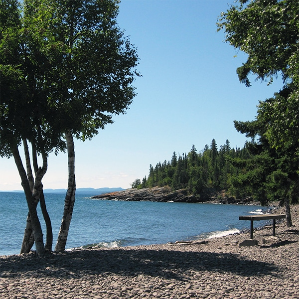 Grand Marais Campground and Marina