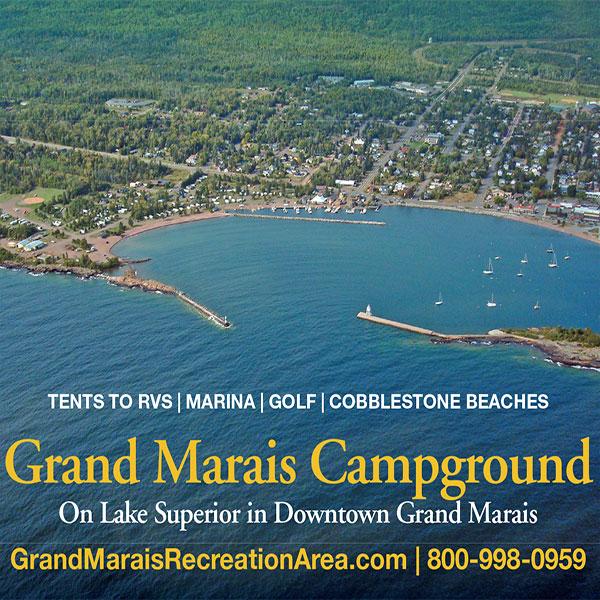 Grand Marais Campground and Marina