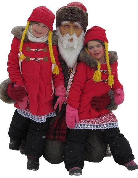 Julebyen (Christmas Village)