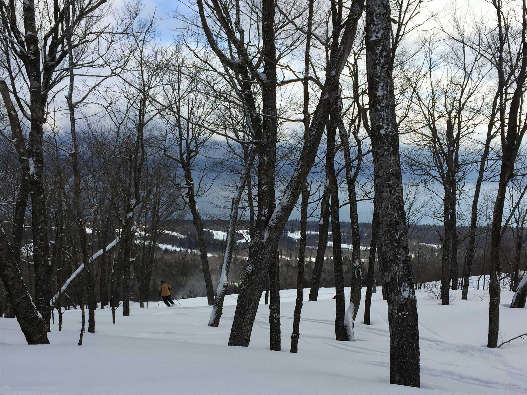 mid-winter lutsen