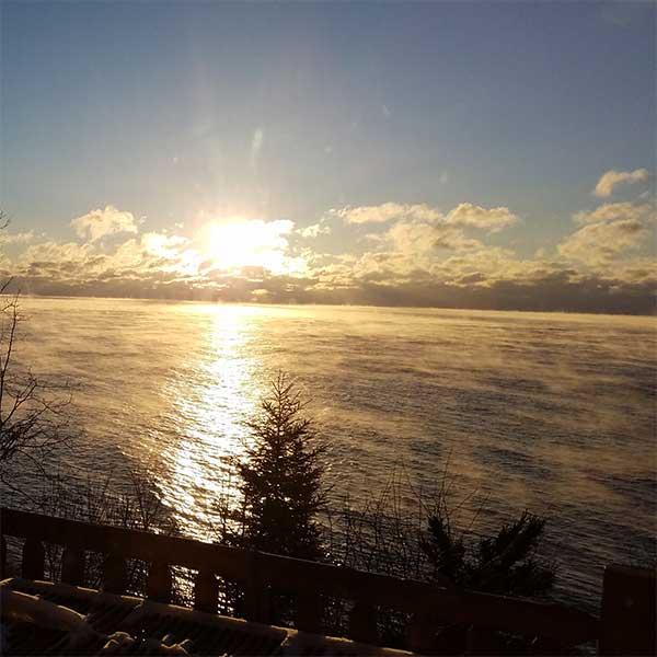 Loon Lodge on Lake  Superior