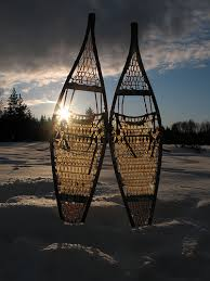 Ojibwe Snowshoe Lacing Workshop