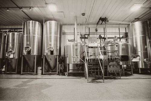 Voyageur Brewing Company Tour