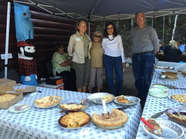 Old Fashioned Pie & Ice Cream Social
