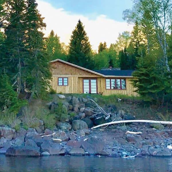 Woodsong on Lake Superior