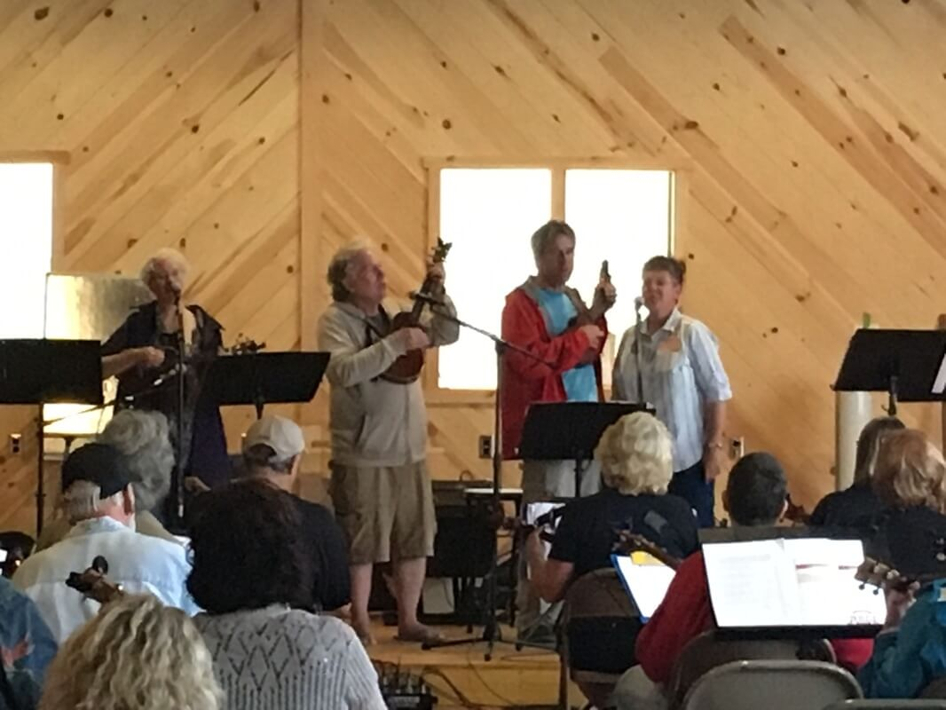 Silver Creek International Ukulele Carnival