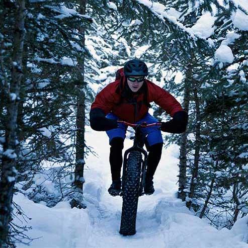 fat bike north shore
