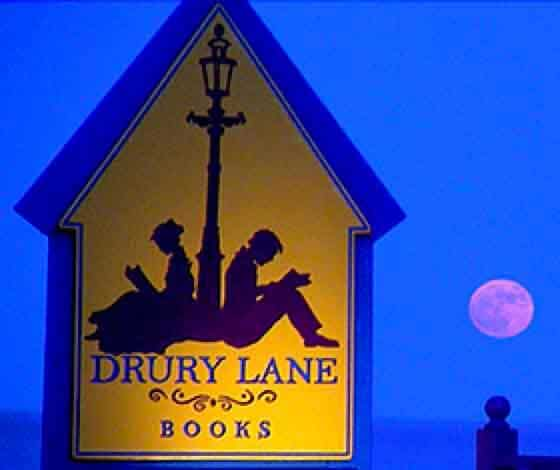 Events at Drury Lane Books