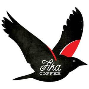fika coffee roasters logo