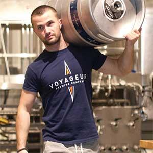 voyaguer brewery grand marais mn