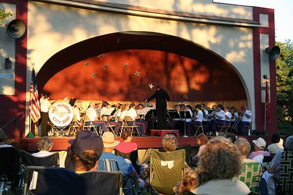 Two Harbors City Band Summer Concerts