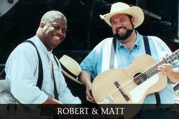 Robert Jones & Matt Watroba: Common Chords