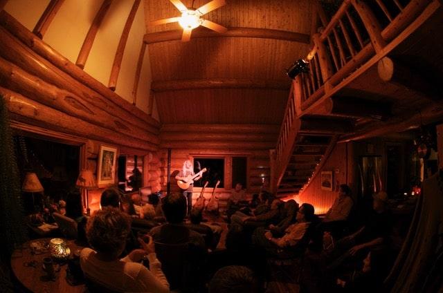 Michael Monroe Log Cabin Concert