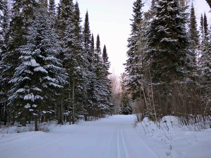 Ski Trails-Upper Gunflint Trail System