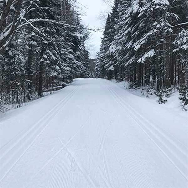 Ski Trails-Sugarbush Trails
