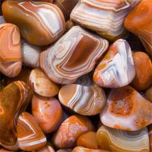 polishes lake superior agates