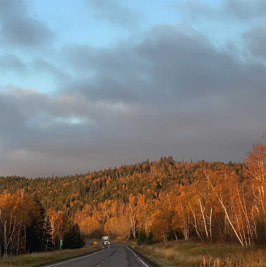 Inland -> Finland Area